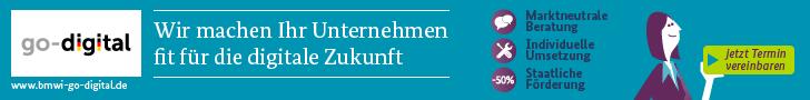 autorisiertes Beratungsunternehmen im Förderprogramm go-digital Uelzen